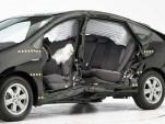 IIHS side crash test of 2004-2006 Toyota Prius