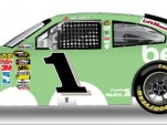 Image courtesy Earnhardt Ganassi Racing