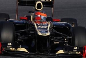 Image courtesy Lotus F1 Team