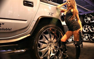SEMA 2008: The Most Expensive Rims Ever