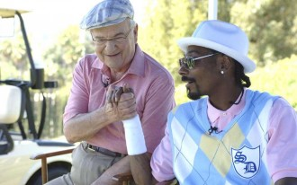 Iacocca Shares Chrysler Ads - with Snoop?