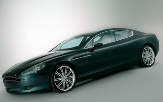 Fast Facts: Aston Martin Rapide