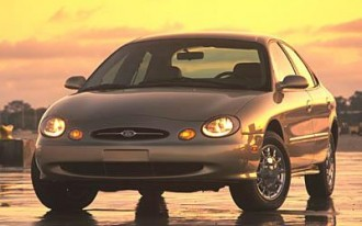 R.I.P. Ford Taurus, 1986-2006