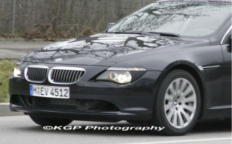 BMW 6-Series Shatters Stereotypes, Gets Mid-Life Facelift