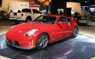 NISMO Gets Its Hands on the 350Z