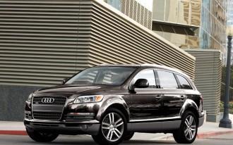 TCC Drives: 2008 Audi Q7