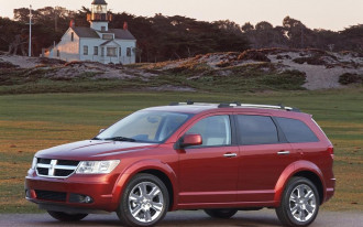 The Ultimate Cliche-Ridden Dodge Journey Review!
