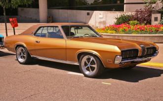 Mercury Is Ford's Million Dollar Baby