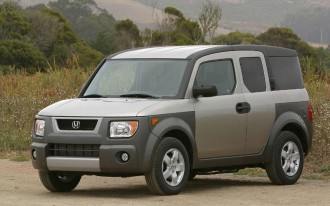 Overheard In New York: The Watertight Honda Element