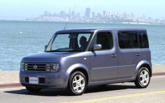 That Nissan Cube Electric Car Surprise for New York? Well....Surprise!