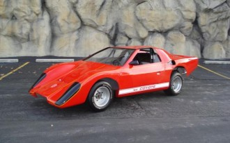 Found on eBay: Hardcastle and McCormick's Coyote!