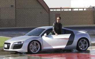 Audi Hits the Screen with Iron Man