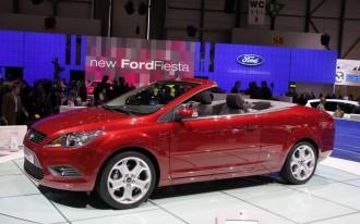 2011 Ford Focus a Euro-American Adventure, Again