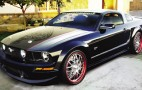 2005 Ford Mustang GT 'Black Rose' Concept Car