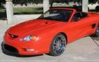 Custom Built 1993 Mustang Mach III Concept