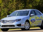 Ford Fusion Hybrid Breaks 1000 Miles on a Single Tank of Fuel, One Third of Tank Remains