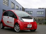 Mitsubishi i-MiEV to Launch in England in November 2009 for Between $31,000 and $37,000