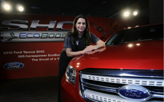 2010 Ford Taurus SHO: Driving Impressions From Crissy Rodriguez