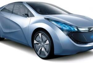Hyundai Planning Plug-in Hybrid Sports Car for 2012