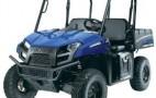 Polaris Defense Enters Low Speed Vehicle Market