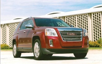 2010 GMC Terrain Review:  Surf and Turf?