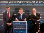 U.S. Senate, House Get Bills To Fund Electric Vehicle Rollout