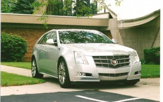 2010 Cadillac CTS Sport Wagon Reviewed:  Room with Vroom