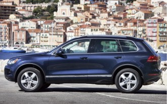 2011 VW Toureg Hybrid Preview:  A Voltswagen?