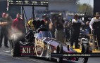 Hot Times In Gainesville For NHRA