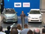 Ford And Toyota To Collaborate On Future Hybrid Development: Breaking