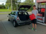 Hurricane Irene Recap: 2 Electric Cars, No Power? No Problem!