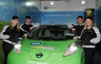 The Nissan Leaf Takes On The Cannonball... Ireland