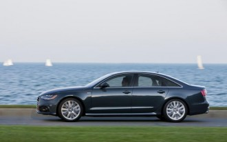2012 Audi A6 Recalled For Airbag Flaw