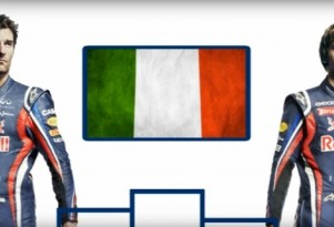 Red Bull Racing preps for the 2011 Italian GP
