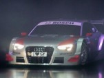 2012 Audi A5 DTM race car live photos