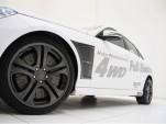 2011 Frankfurt Auto Show: Brabus AWD Electric Mercedes-Benz E-Class