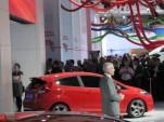 Ford Focus ST wagon, Frankfurt Motor Show, September 2011