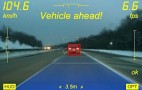 Augmented Reality iPhone Driving App Detects Obstacles In Real Time