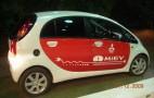 Mitsubishi iMiEV Ride & Drive Review