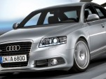 Improved efficiency and performance for 2009 Audi A6 facelift