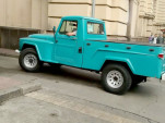 In Brazil, the Ford F-75 pickup started out as a Willys - Image via Curbside Classic
