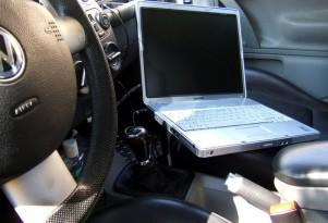 In-car internet
