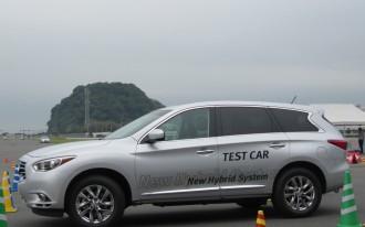 Infiniti JX Hybrid Prototype: Future Cars