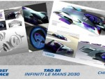 Infiniti Le Mans 2030 is 2017 Michelin Design Challenger winner