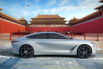Infiniti confirms electrified sedan based on Q Inspiration concept