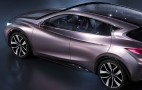 Infiniti Q30 Concept Revealed Ahead Of Frankfurt Auto Show