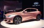 Infiniti QX30 Crossover To Be Built Alongside Q30 Hatch At U.K. Plant