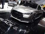 Infiniti Q60 Project Black S concept, 2017 Geneva auto show