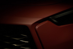 Infiniti Q60 Red Alpha concept, 2017 SEMA show