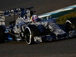 Infiniti Red Bull Racing RB11 2015 Formula One car